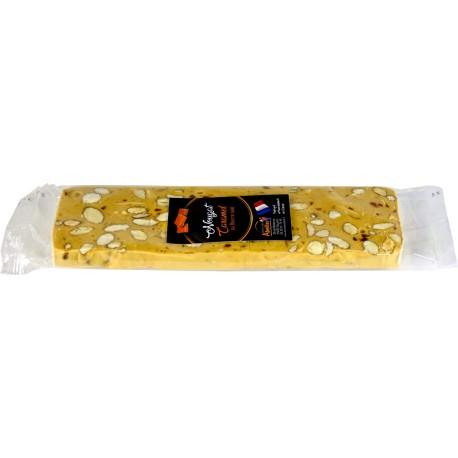 Nougat au Caramel Beurre Salé Tranche 260g