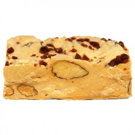 Nougat au Caramel Beurre Salé Pavé 60g