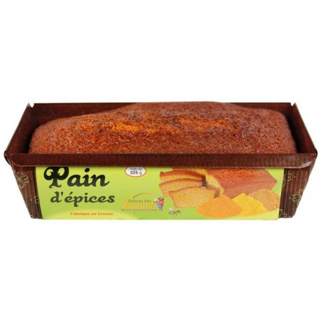 Pain d'épices 225 g