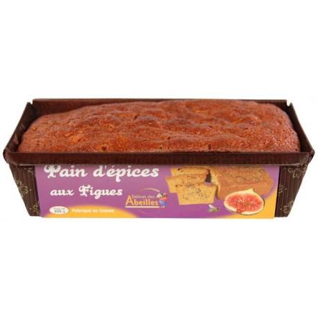 Pain d'épices aux figues 225 g
