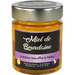 Miel de Bourdaine 200g