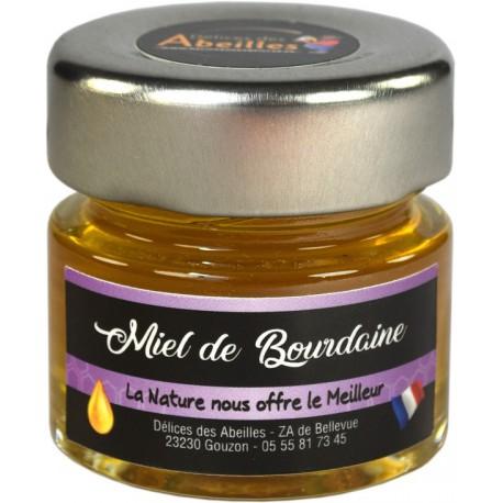 Miel de Bourdaine 50g
