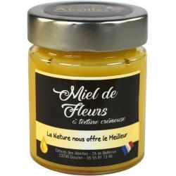 Miel de fleurs crémeux 200 g
