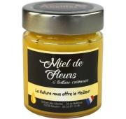 Miel de fleurs texture crémeuse 200g