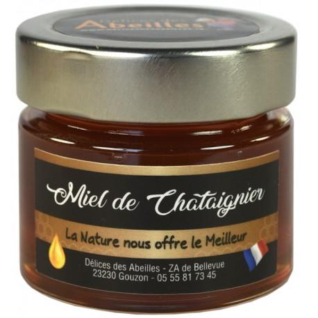 Miel de Châtaignier 125g