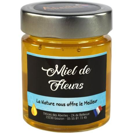 Miel de fleurs 200 g