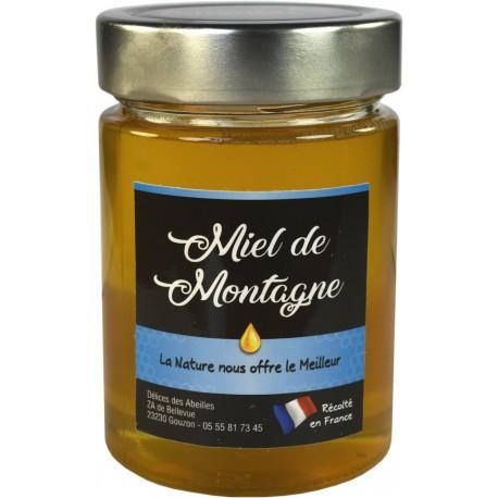 Miel de Montagne 400g