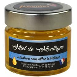 Miel de Montagne 125g