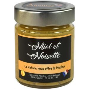 Miel et Noisettes 190g