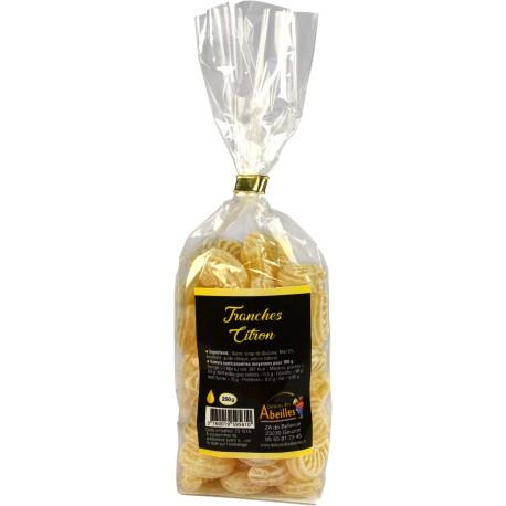 Bonbon miel et citron 250g