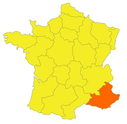 Vinaigre de miel de région Provence-Alpes-Cote d'Azur