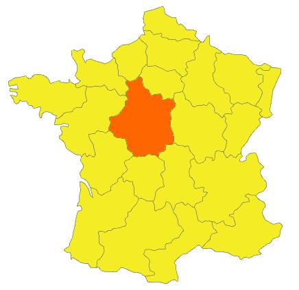 Miel francais récolté dans la région Centre