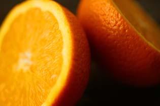 Salade d'oranges à la cannelle et au miel